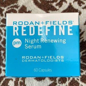 NEW Rodan + Fields Redefine Night Renewing Serum